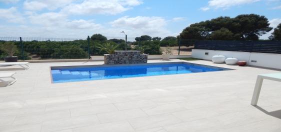 Villa Playa private swimming pool Lo Romero Golf