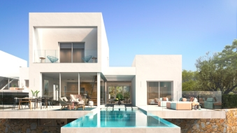 Las Colinas Golf - Golf Property For Sale Spain