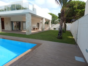 Luxury villa completed within 12 months build time