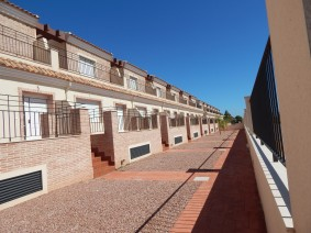 New 3 bedroom townhouse at La Serena Golf - includes LARGE underbuild