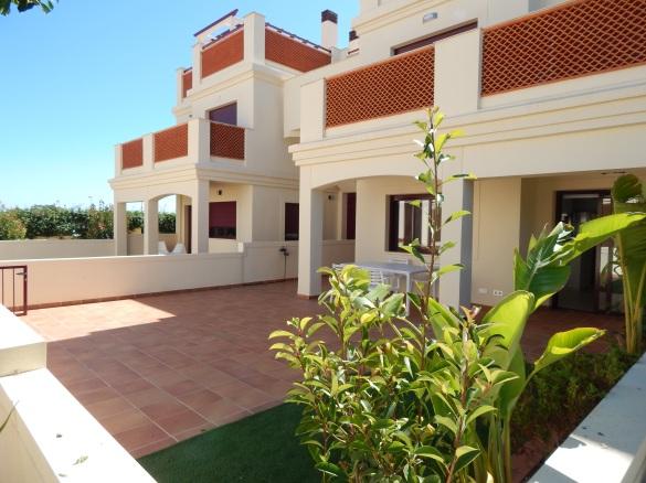 New apartments La Serena Golf