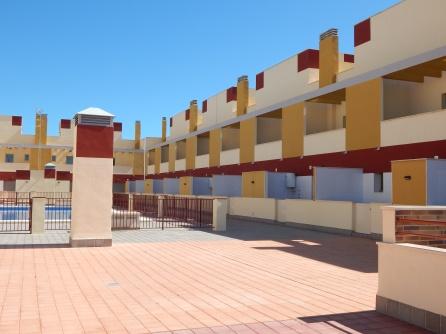 New 3 bedroom townhouse at La Serena Golf - includes LARGE underbuild