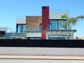 New villa at La Serena Golf