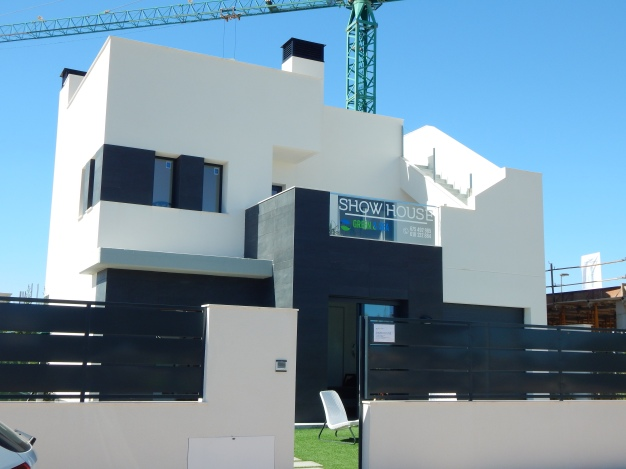 New villa at La Serena Golf