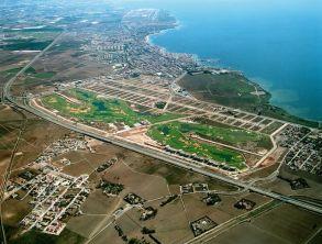 Aerial view - La Serena Golf