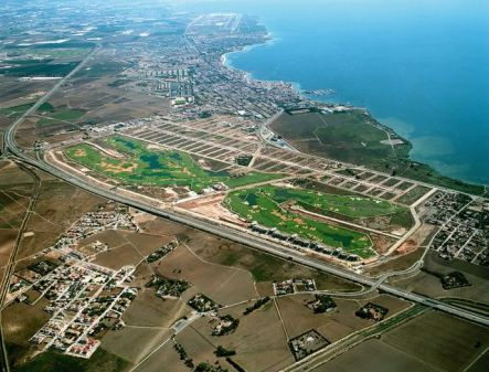 Aerial view - La Serena Golf