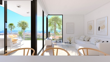Orquideas apartments at La Manga Club Resort