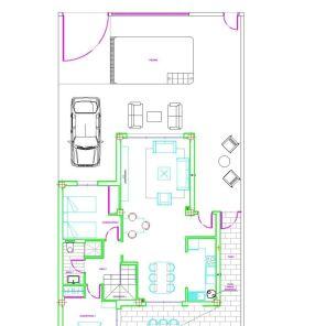Vela Latina Ground floor - 4 bedroom villa